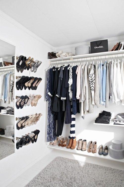 wardrobe, organised, fashion tips, wardrobe clean out
